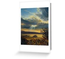 Ray of Light Greeting Card