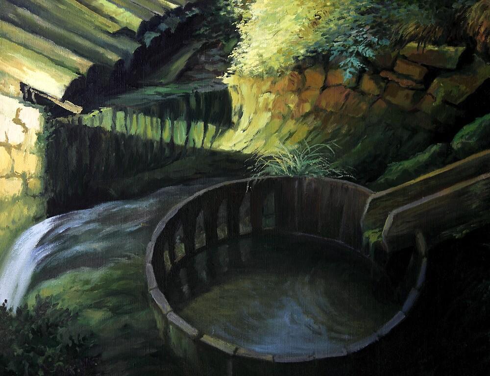 Old Watermill by kirilart