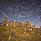 Cill Chriosd Church Star Trails by James Grant