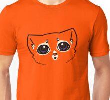 Curious Kitten Unisex T-Shirt