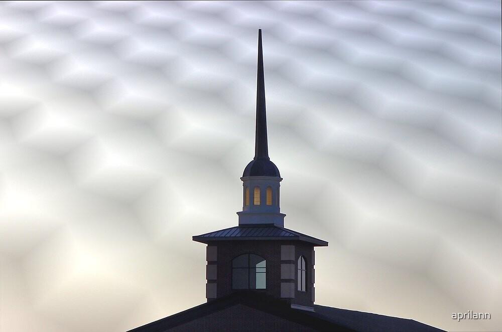 Steeple of Faith Church, Sherman, Texas, USA by aprilann