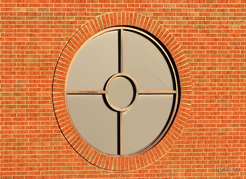 Round Window by aprilann