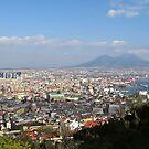 Naples Panoramic View by kirilart