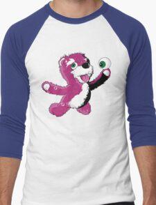 Breaking Bear Men's Baseball ¾ T-Shirt