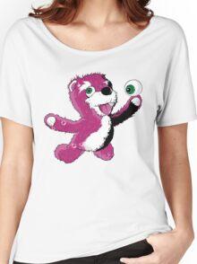 Breaking Bear Women's Relaxed Fit T-Shirt