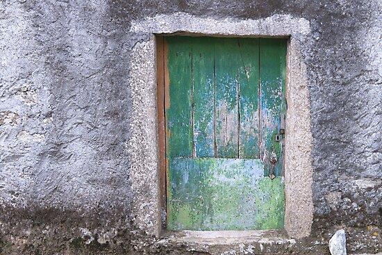 Spanish Door by Mark Higgins