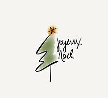 Joyeux Noel by Pamela Shaw