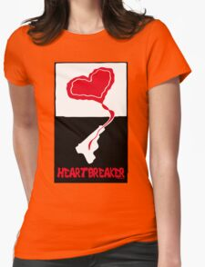 Heartbreaker Graphic Poster T-Shirt