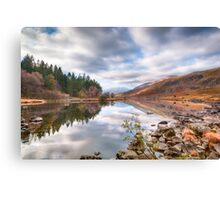 A Mirror Image - by Smart Imaging Canvas Print