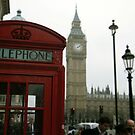 A Telephone Box II by Thatkidstuieee