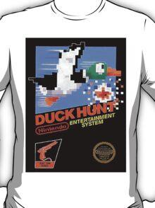 Duck Hunt Nes Art T-Shirt