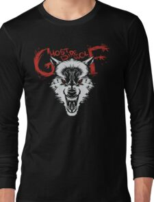 Ghost Direwolf Long Sleeve T-Shirt