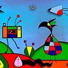 My Homage To Miro by Rookwood Studio ©