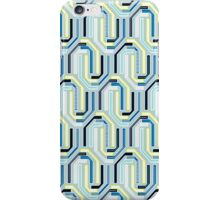 Short Circuits Geometric Wallpaper iPhone iPod Case iPhone Case/Skin
