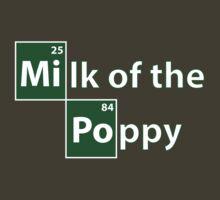 Game of Thrones Breaking Bad Milk of the Poppy by Tardis53
