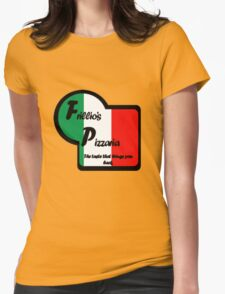 Mama Mia! Womens Fitted T-Shirt