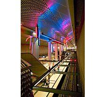 Pershing Square Metrolink Station Photographic Print