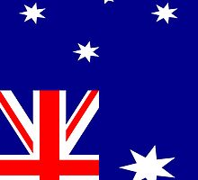 Smartphone Case - Flag of Australia by Mark Podger