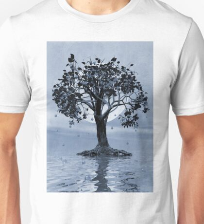 The Tree that Wept a Lake of Tears Unisex T-Shirt