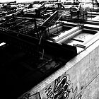 NY - building scape by thefifthAce