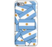Smartphone Case - Flag of Argentina - Multiple iPhone Case/Skin