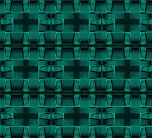 Geometric Pattern No.2 by Orla Cahill