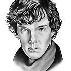 Sherlock Holmes by LibbyWatkins