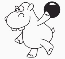 Hippo Bowling by Style-O-Mat