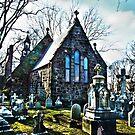 Irish Church by Devon Mallison