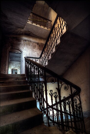 The Great Stairs by James  Landis