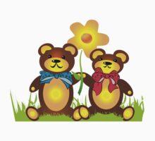 Teddy Bears Kids Clothes