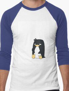 [Animal Series] Penguin Men's Baseball ¾ T-Shirt