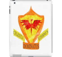 Solar Empire Crest iPad white case iPad Case/Skin