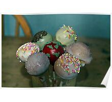 Cake Pops! Poster