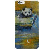 Panda Sailor iPhone Case/Skin