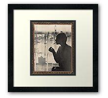 The Citizen Framed Print