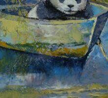 Panda Sailor Sticker