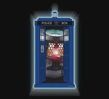 TARDIS by Sharknose