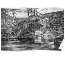 Water Under the Bridge by Smart Imaging Poster