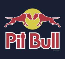 Pit Bull Logo by Sharknose