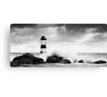 Crashing Waves by Smart Imaging Canvas Print