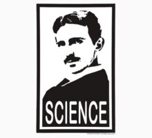 Nikola Tesla & Science by StrangeCabaret