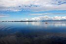 Canadian Seascape by John Schneider