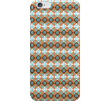 Bird Octopus and Penguin Pattern iPhone Case/Skin