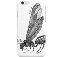 The Wasp iPhone Case/Skin