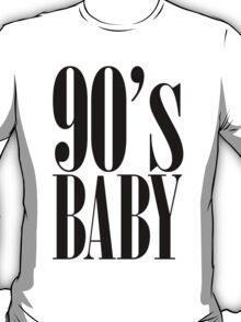 90's Baby Vintage Nirvana Typography T-Shirt