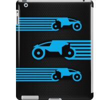 Grid Cycles V1 (iPad Edition) iPad Case/Skin