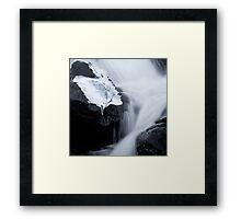 Melt Away by Smart Imaging Framed Print