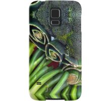 Greens Samsung Galaxy Case/Skin