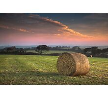 Autumn in Cornwall by Smart Imaging Photographic Print